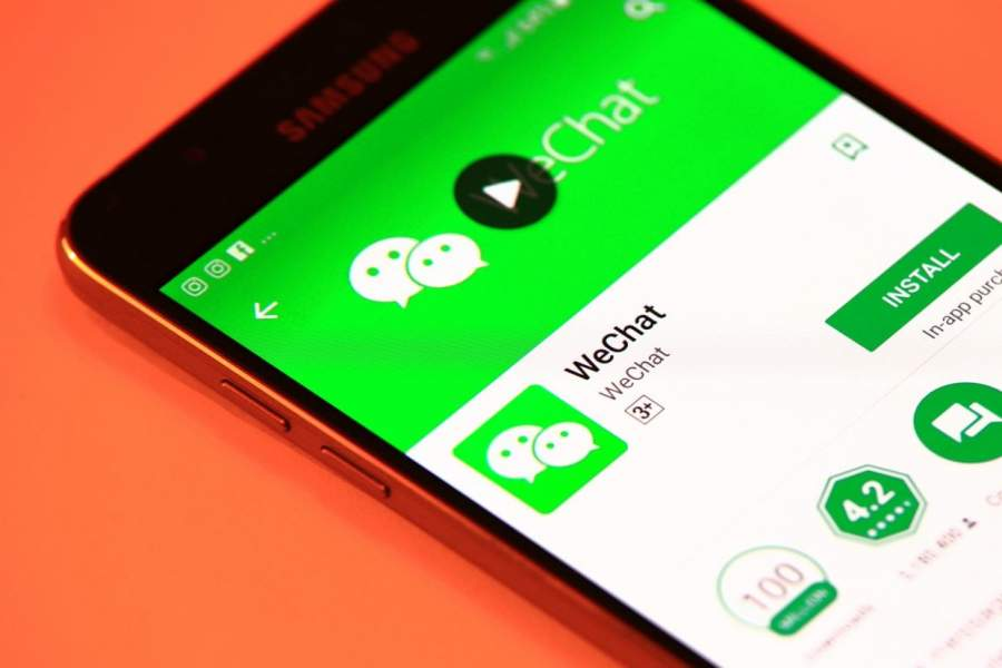 WeChat Latest Version App 6.6.7 APK Download For Android