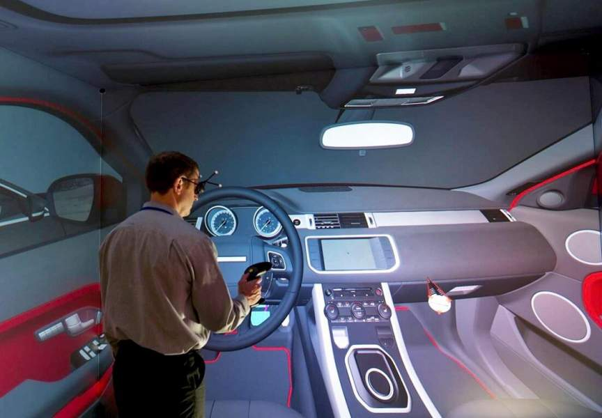 How Virtual Reality is Changing The Auto Industry