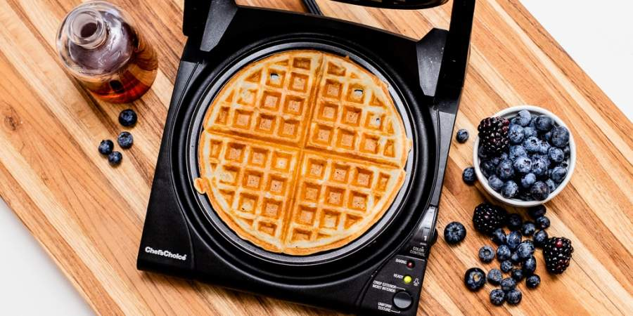 How to Make Waffles in A Waffle Maker