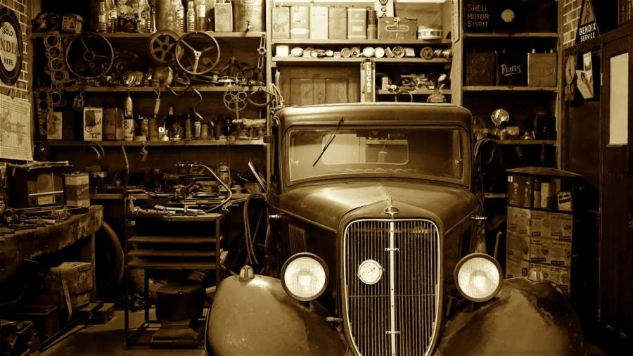 Auto-Mechanical Equipment