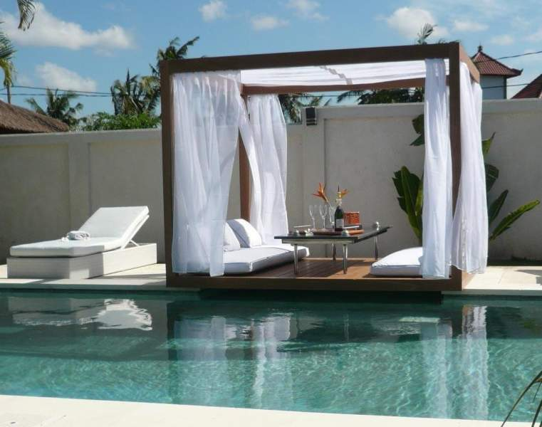 Garden Canopies and Pool Shades