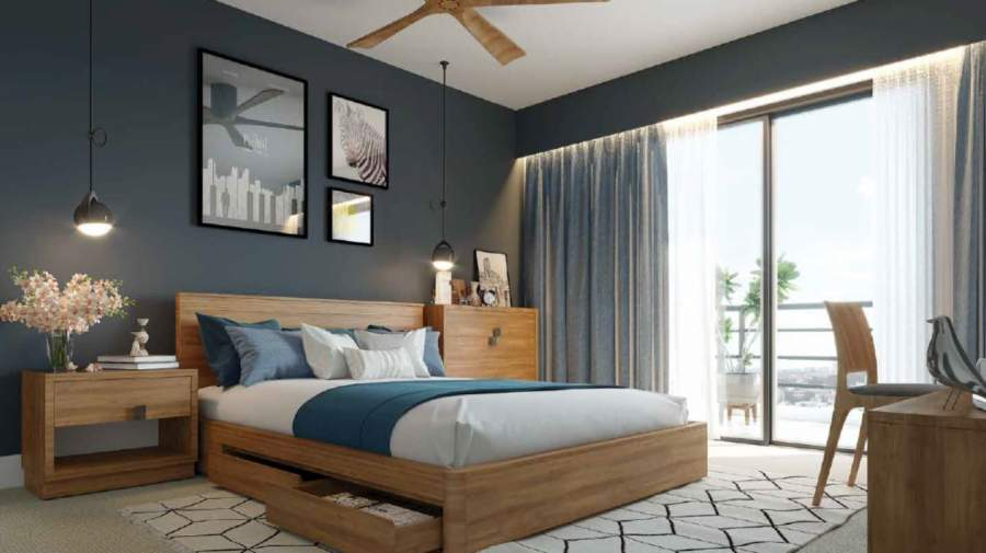 Shriram Blue Luxury Apartments