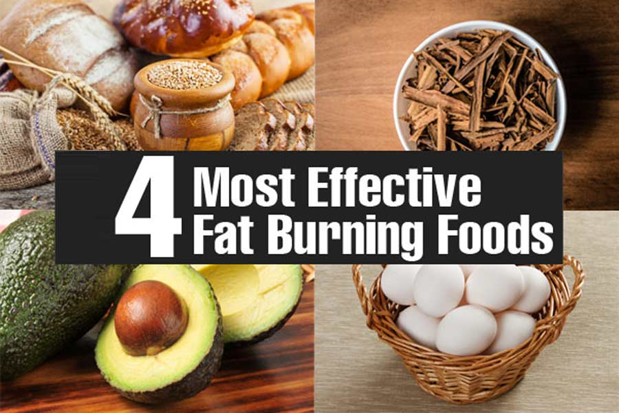 4 Fat Burning Foods That Speed up Your Metabolism