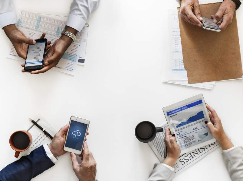 Modern Digital Marketing World