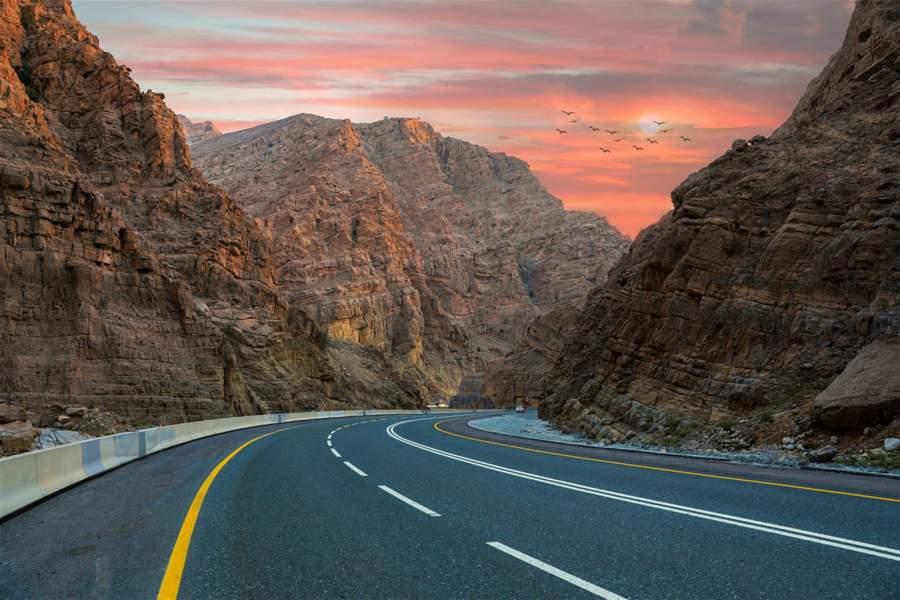 Road Trip Away From Dubai