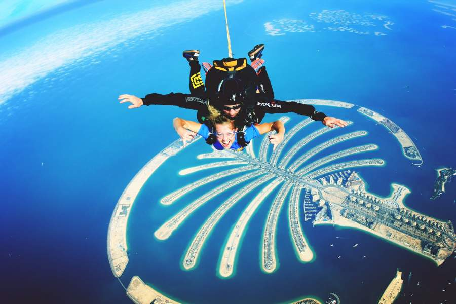 The 10 Best Experiences in Dubai for Adventure Lovers