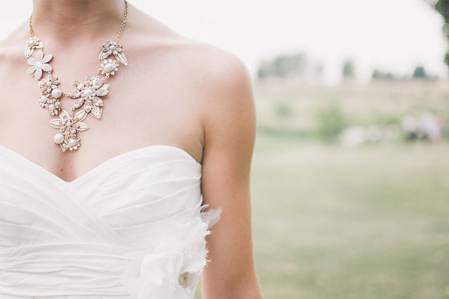 Elegant and Stylish Jewelry Collections for Wedding Gifts