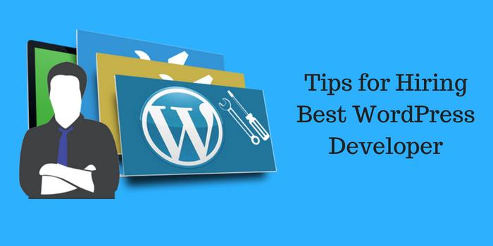 Top 5 Tips for Hiring Best WordPress Developer or Company