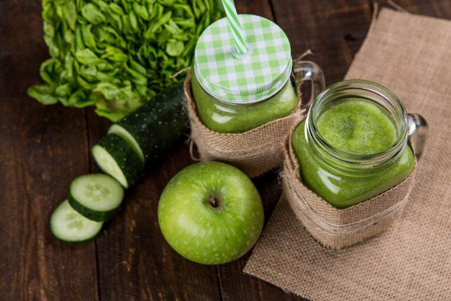 7 Benefits of Green Juices That You Don't Know
