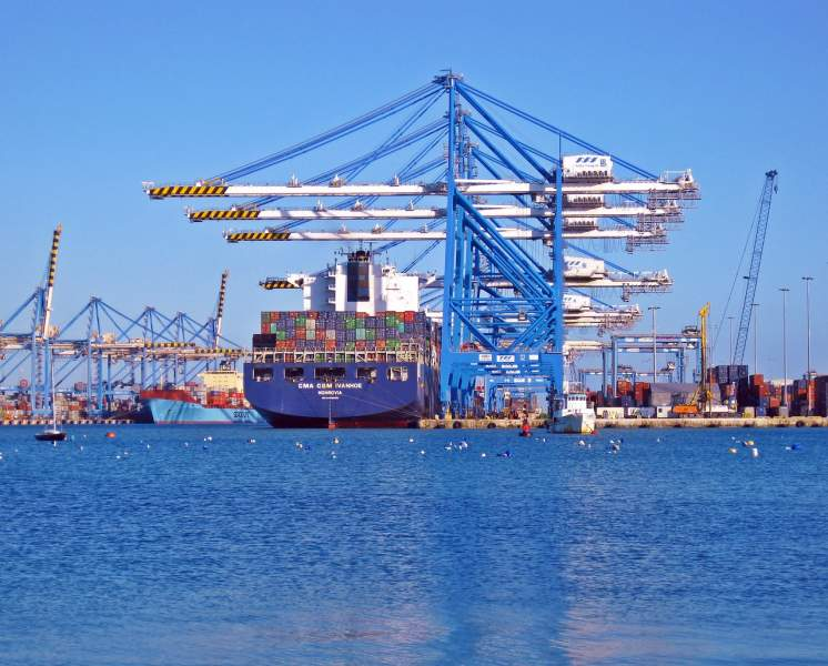 Cargo and Shipping from China to Australia