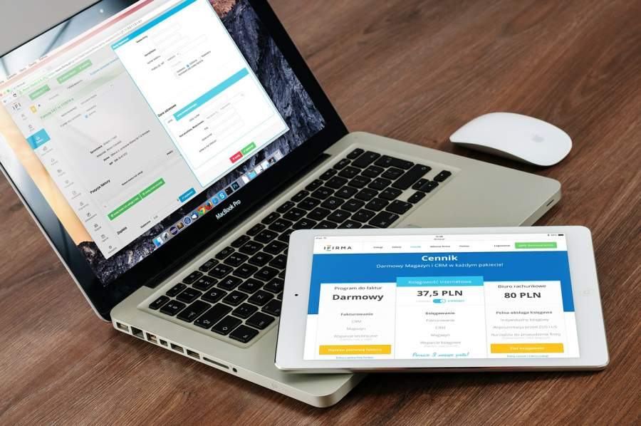 Web Application Responsive and Optimized