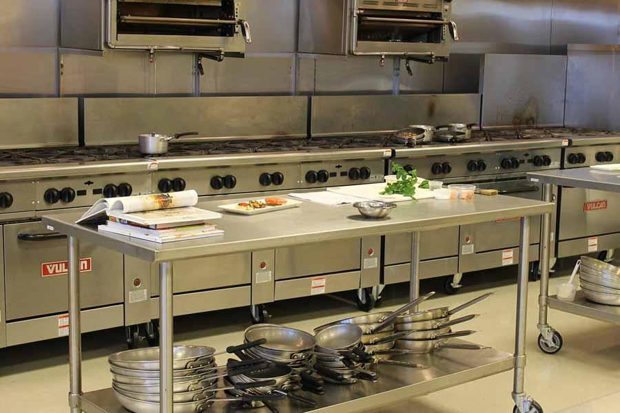 Commercial Kitchen Under Control