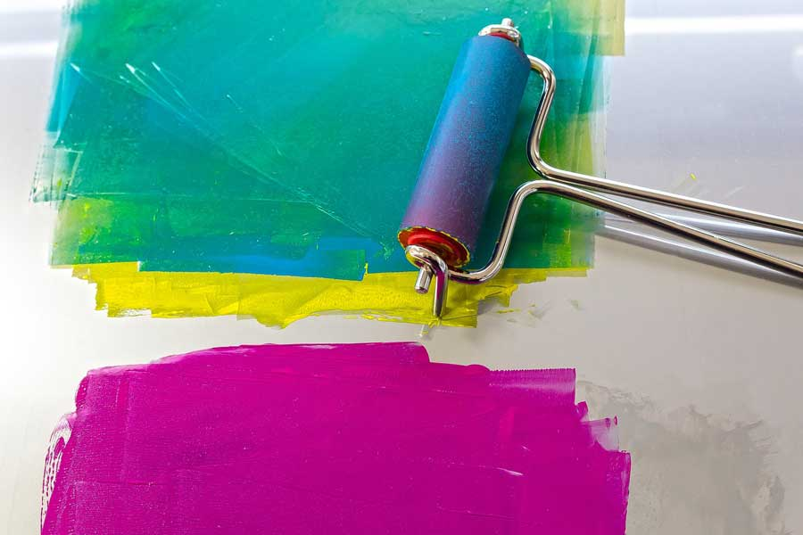 Explore Art and Craft the Vinyl Heat Printing
