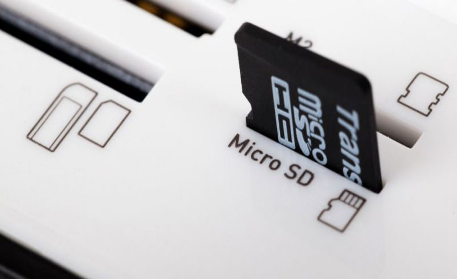 Recover Deleted Data from Micro SD Card