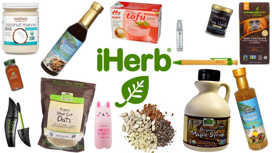 The Best Health Products from iHerb