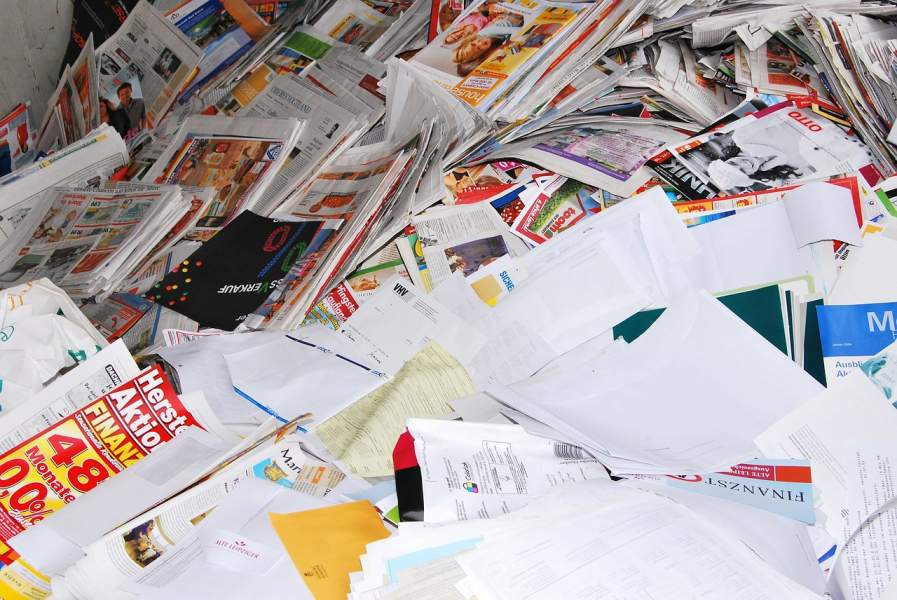 Send Your Office Paper Waste to Unicor Shredding Services