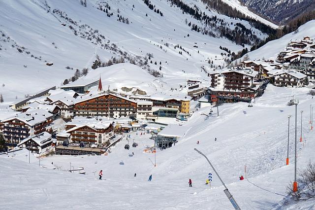 Ski Holiday In Obergurgl