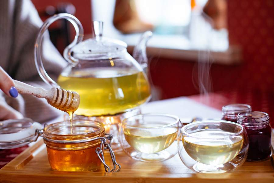 Benefits of Detox Tea for Weight Loss