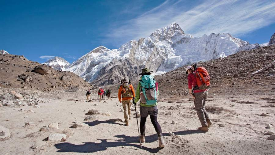 5 Most Prominent Trekking Trails In The Everest Region