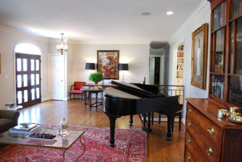 Where To Place Your Baby Grand Piano?