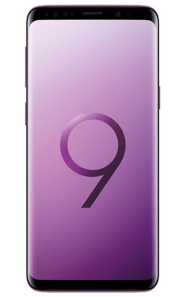 Samsung Galaxy S9 & S8