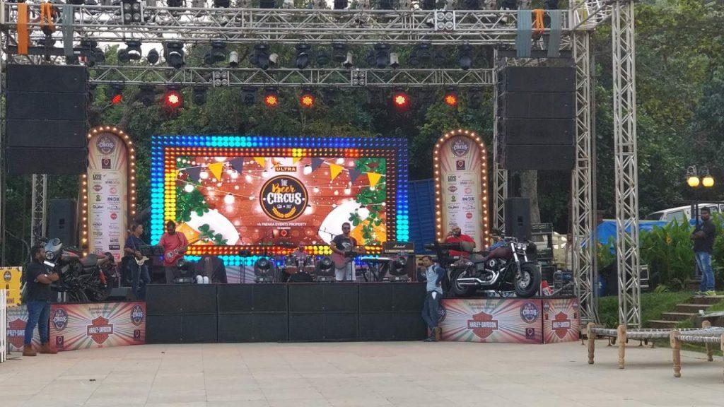 Goa Circus - The Portuguese tradition