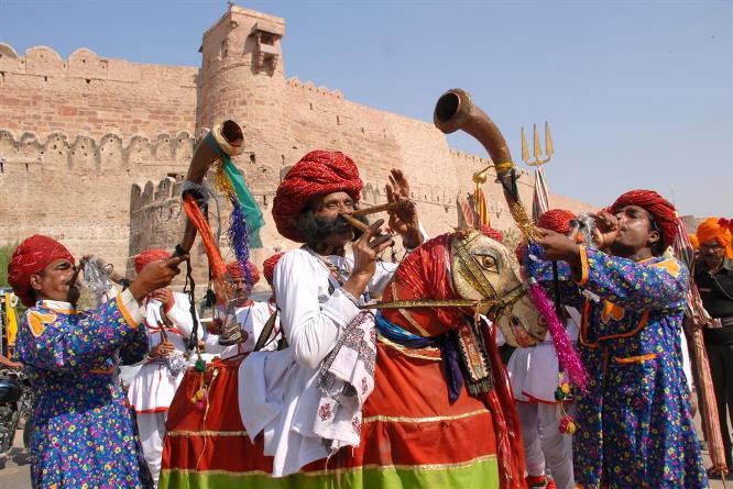 Nagaur Fest - The second largest livestock fest of India