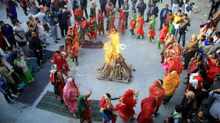 Lohri - The harvest events in Punjab
