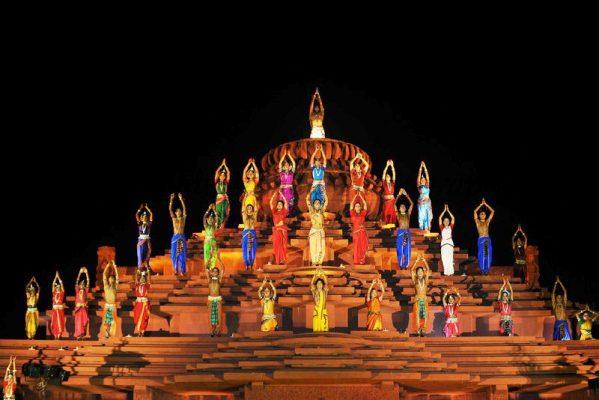 Konark Dancing Celebration - Proclaiming the abundant Indian dancing forms