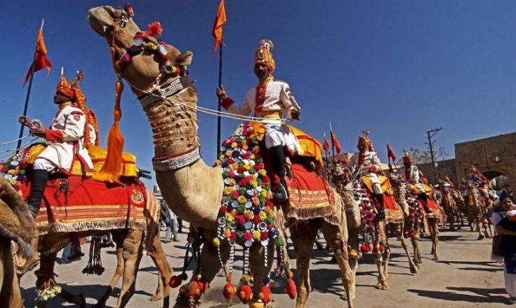 Jaisalmer Desert Fest - 4 days long cultural extravaganza