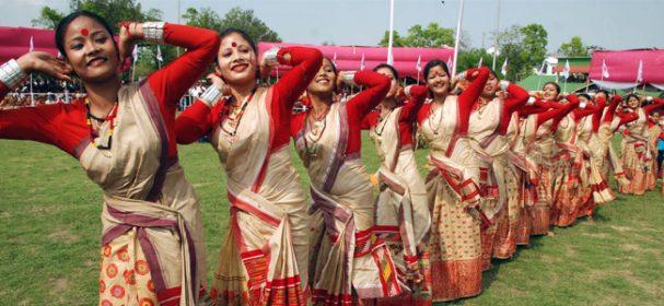 Bihu Magh - Sankranti events in Assam