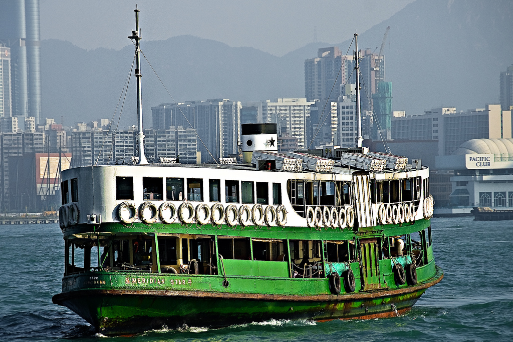 Hong-Kong-Ferry