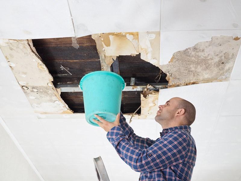 roofing-leak