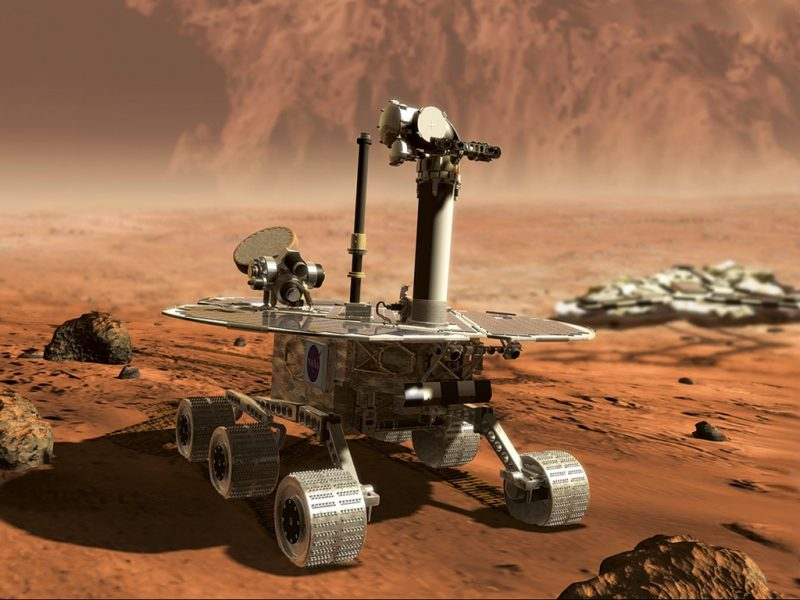 First Landing on Mars by NASA is Dependent on the 6 Minutes of This Afternoon Essentially