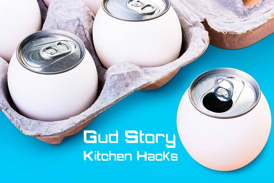 Super Handy Kitchen-Hacks
