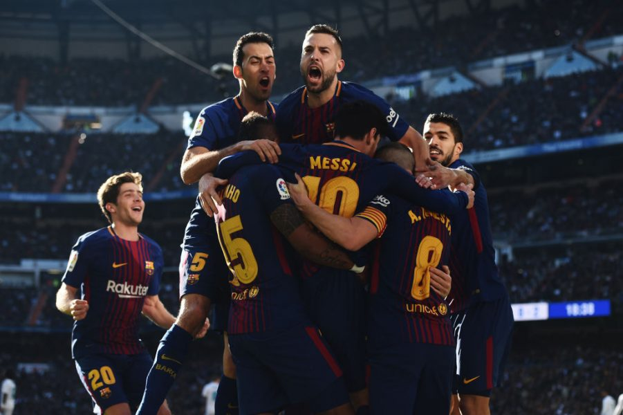 Barcelona Has Come up As The Only Sports Team To Pay A 10 Million Pounds Wage To Its Players