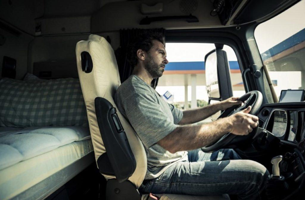 Semi Truck Seats