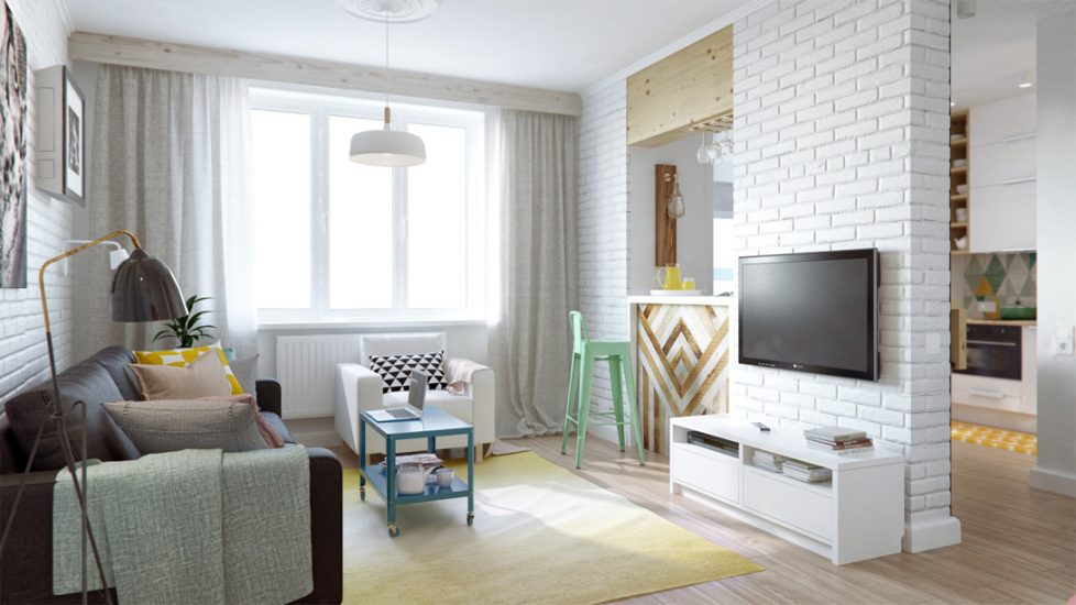 Make Your Small Space Look Much Bigger