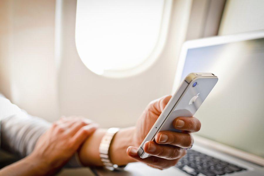 Switch to Flight Mode in Flights