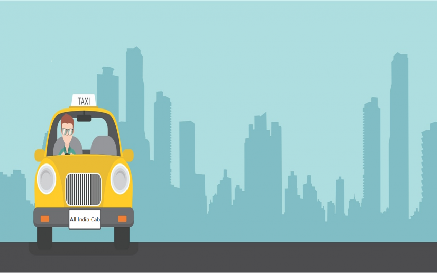 Book Outstation Taxi in India