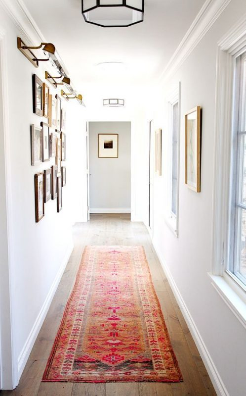 The artisan style for your corridor