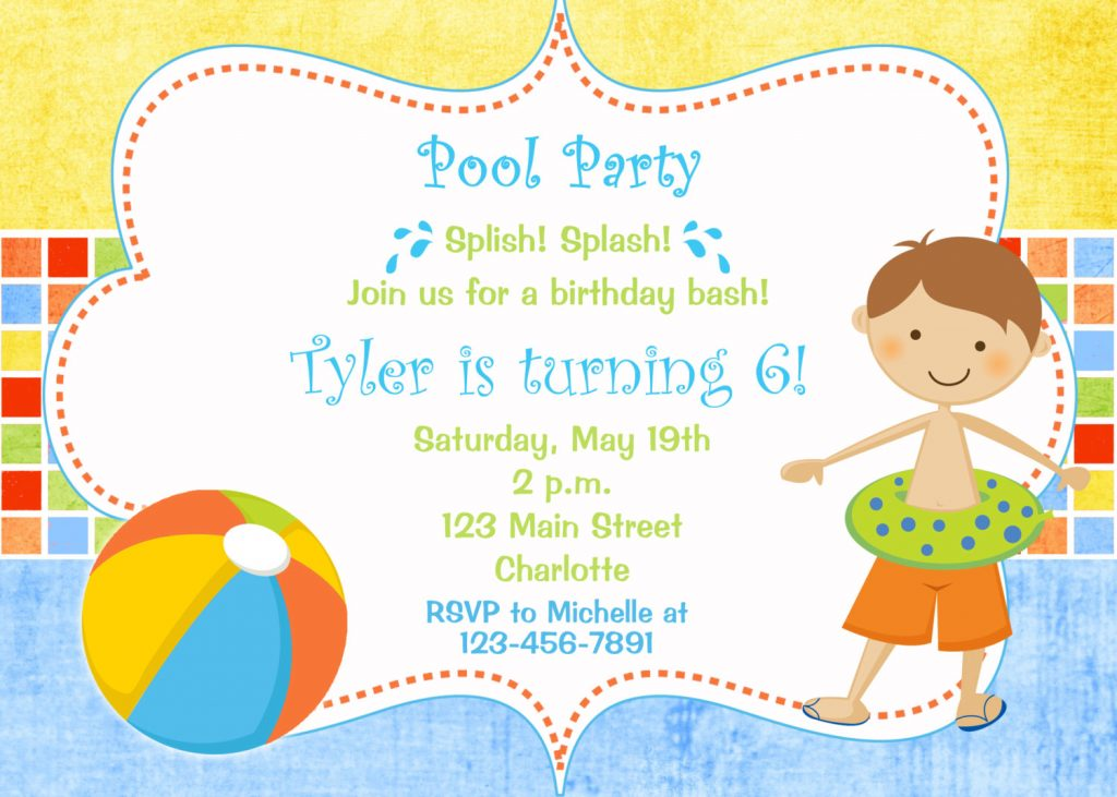 Send out invitations