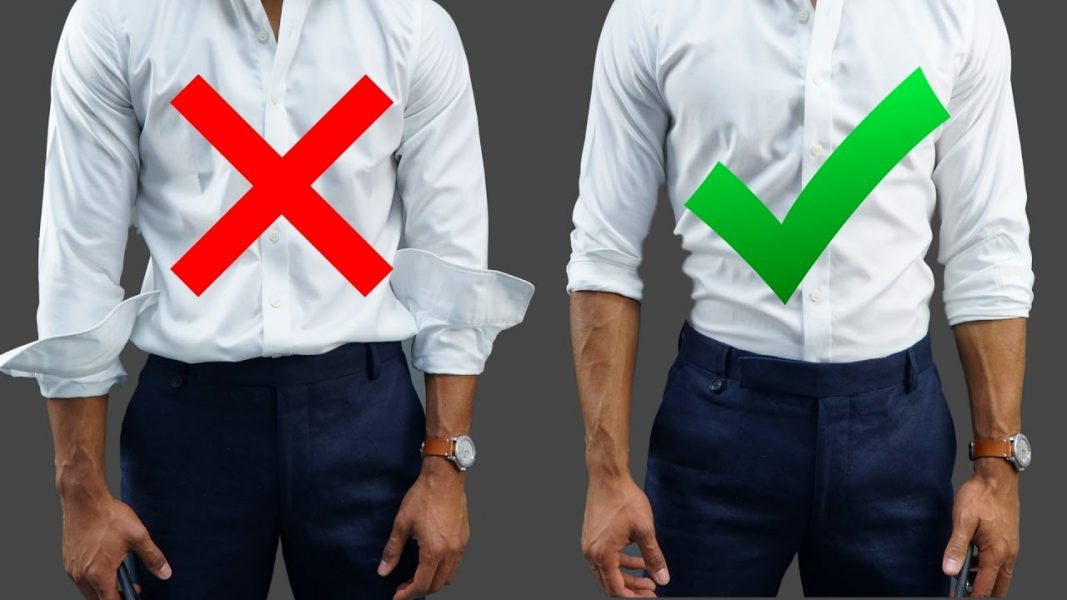 Styling Mistakes That Men Should Stop