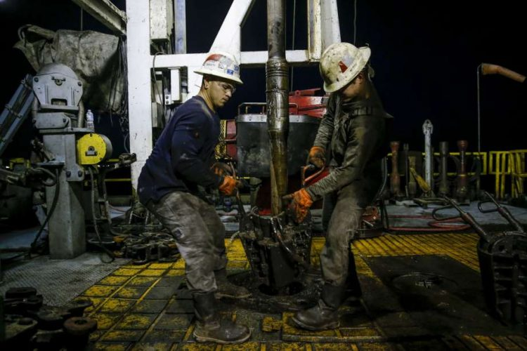 Oil Extraction Job