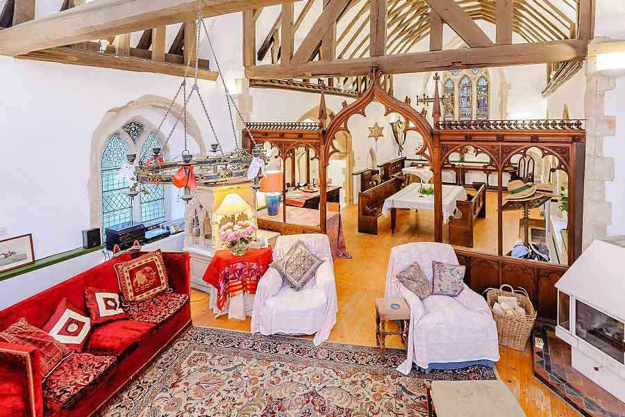 12th Century Former Church Goes on Sale