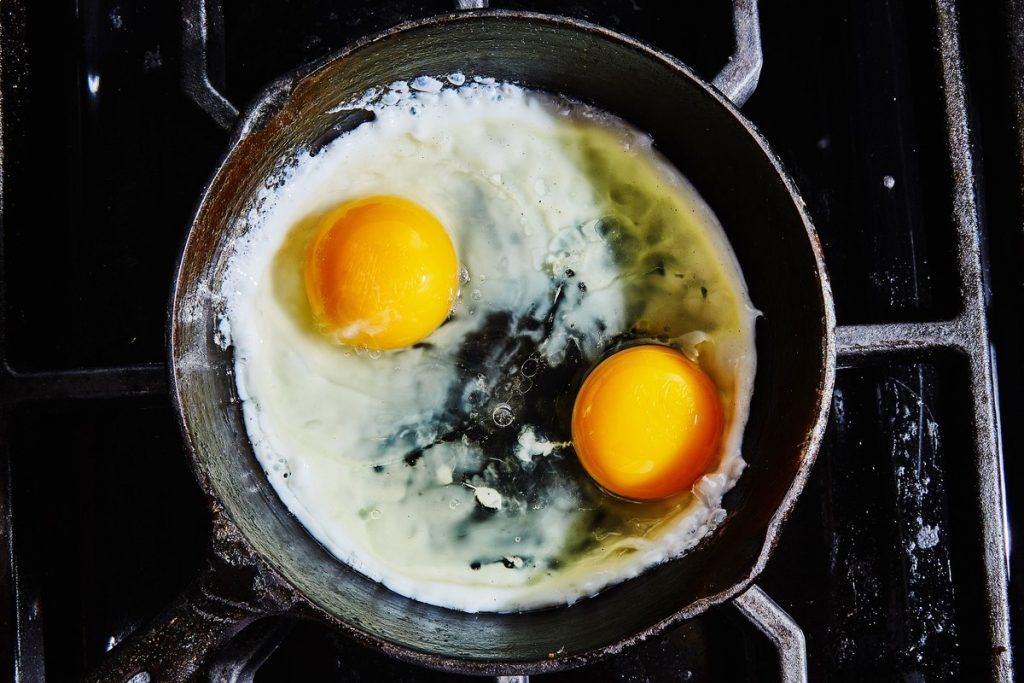 color difference of the Yolk