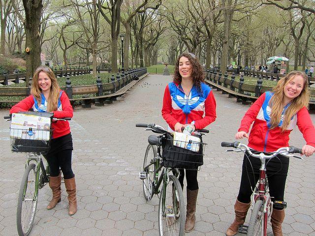 Bike Rental Services in New York