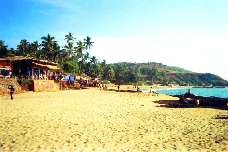 Lee Elton and Arunoday Singh, Goa
