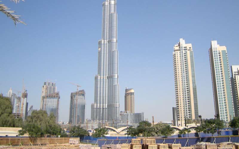 John Abraham and Priya Runchal, Dubai