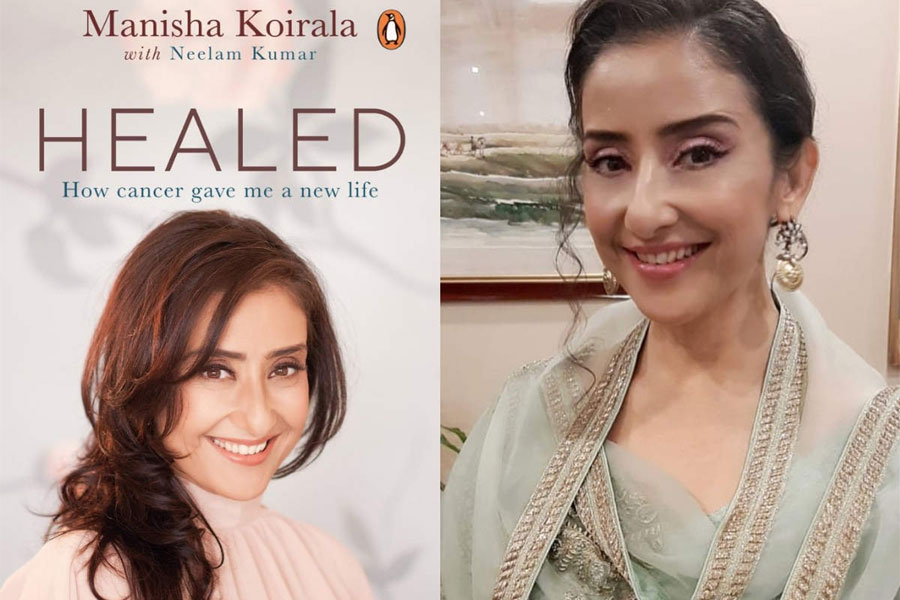 How Cancer Gave Manisha Koirala A New Life